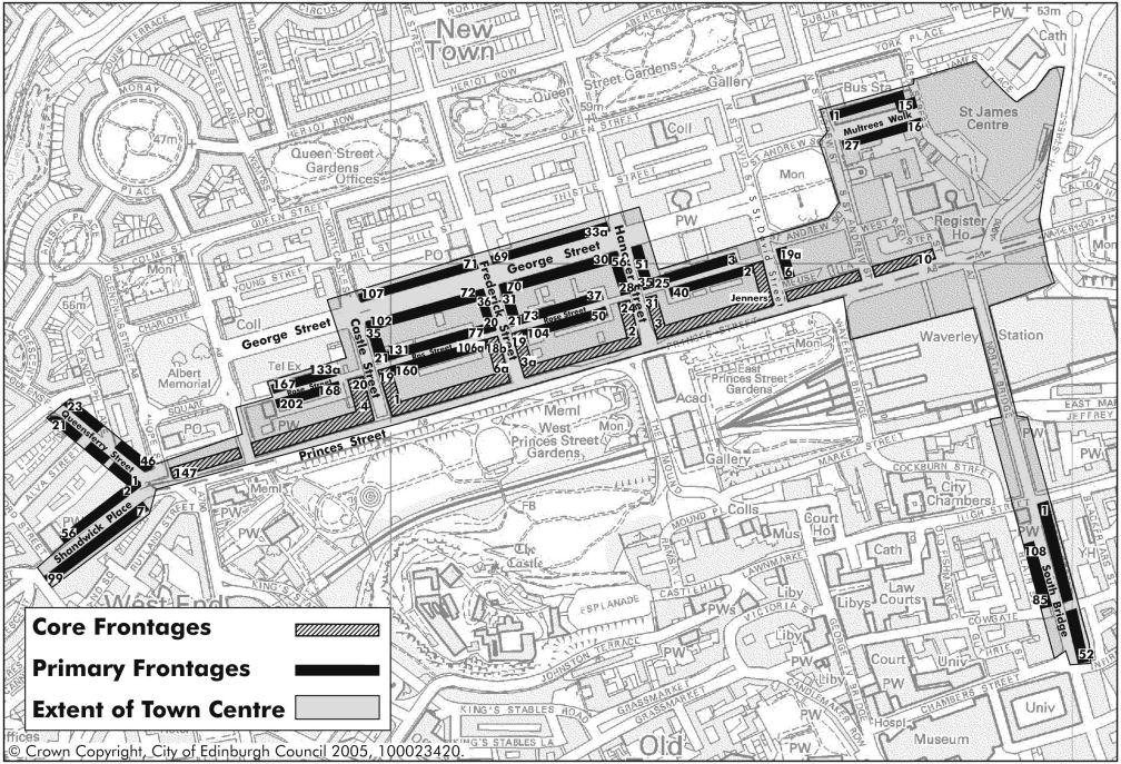 Edinburgh City Local Plan Appendix C
