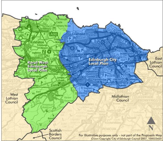 Edinburgh City Local Plan Chapter 1